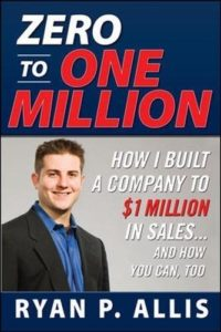 Zero to One Million -- The Book